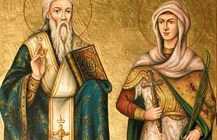 oraciones a San Cipriano y a Santa Justina