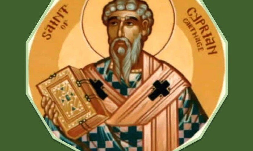 rezos, palabras y plegarias a San Cipriano para recibir llamada